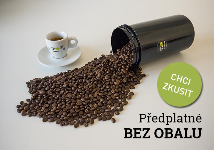 kávové předplatné